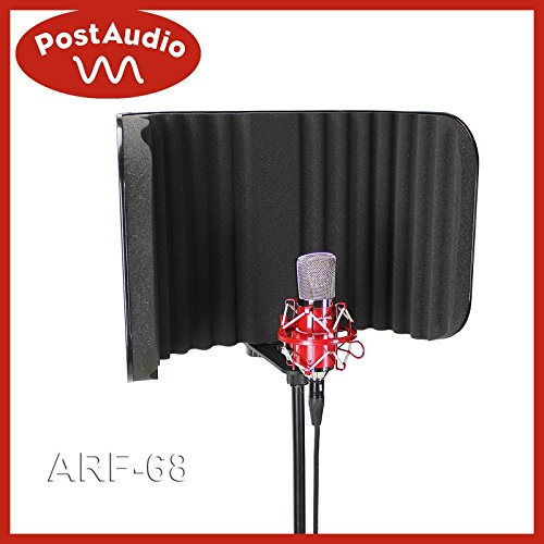 Post Audio ARF-68 Full Size Reflection Filter & Portable Vocal Booth (Sound Booth Portable compare prices)