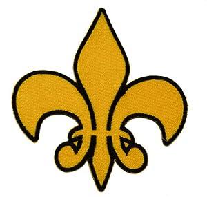 Amazon.com: Fleur-de-lis Fleur de lys French Saints symbol