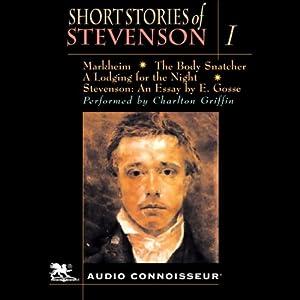 robert louis stevenson short stories pdf