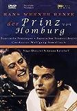 echange, troc Hans Werner Henze - Der Prinz von Homburg (1992)