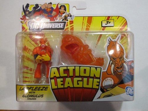 DC Universe Action League - Larfleeze with Glomulus