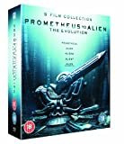 Prometheus to Alien: The Evolution Box Set (8-Disc Set) [1979]