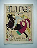 Life Magazine - March 22, 1923 Issue. Charles Dana Gibson, Pres.ed.; Cover By Rea Irvin