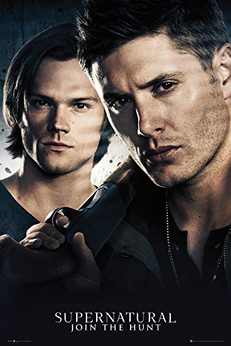 GB eye, Supernatural, Brothers, Maxi Poster, 61x91.5cm