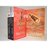 Philip Pullman 3 books Collection Set Pack : RRP 24.99 (The Amber Spyglass(His Dark Materials Collection 3); Northern Lights(His Dark Materials Collection 1); The Subtle Knife (His Dark Materials Collection 2)..!)