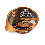 Wellness CORE Chunky Centers Natural Grain Free Wet Canned Dog Food, Chicken, Chicken Liver & Spinach Recipe, 6-Ounce Can (Value Pack of 24)
