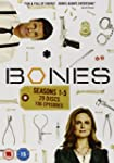 Bones Season 1-5 [Import anglais]