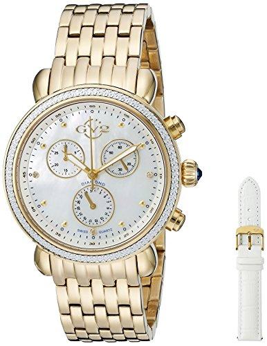GV2-by-Gevril-Womens-9806-Marsala-Analog-Display-Swiss-Quartz-Gold-Watch