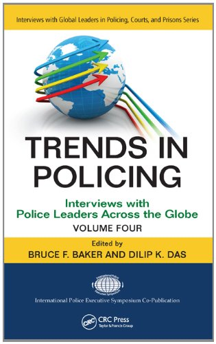 Book cover Trends in Policing: Interviews with Police Leaders Across the Globe, Volume Four
