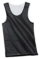 Sport-Tek Reversible Mesh Tank (T500) Black - Medium [Apparel]