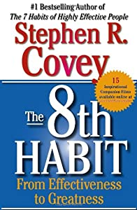 "Cover of ""The 8th Habit: From Effectivene..."