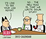 Official Dilbert Block Calendar 2012