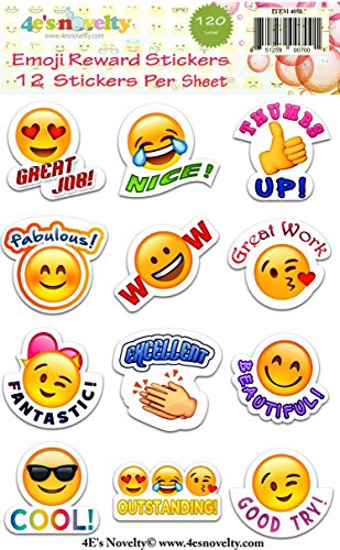 image regarding Emoji Printable Sheets identified as 120 Emoji Gain Stickers exceptional for instructors 4Es Novelty