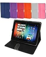 CUSTODIA LIBRO BOOK PER Mediacom SmartPad 10.1 S2 MMP1040S2 COVER CASE PELLE