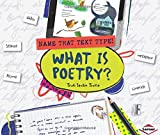 What Is Poetry? (Name That Text Type!)