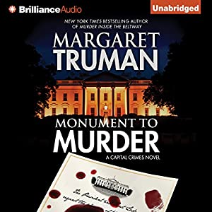 Monument to Murder Audiobook