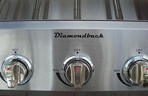 Diamondback-Built-In-Grill-5-Burner-Propane-LP-Natural-Gas-32-Drop-Stainless-NG