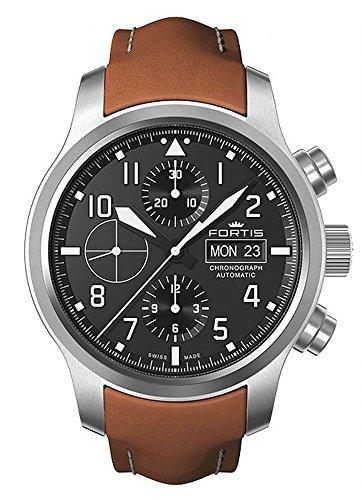 Fortis aviatis aero Master Chronograph 656.10.10L.08