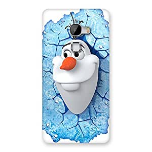 Gorgeous Snowy Olfa Multicolor Back Case Cover for LeTv Le Max