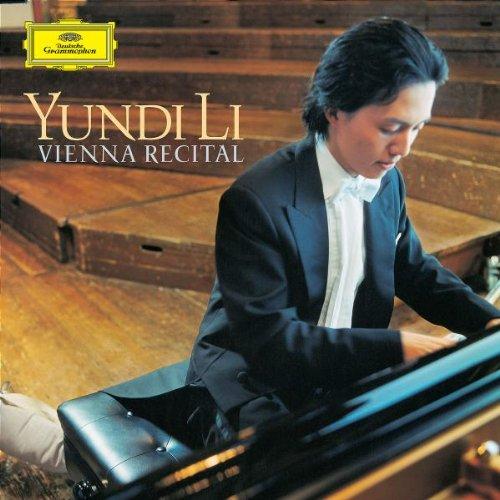 Yundi Li: Vienna Recital - Scarlatti / Mozart / Schumann / Liszt : CLA 3085