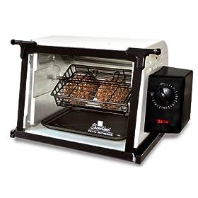 Ronco ST2000WHGENZ Showtime Petite Rotisserie Oven