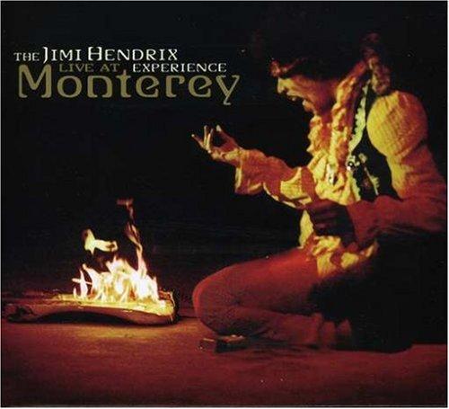 Jimi Hendrix - Live at Monterey - Zortam Music