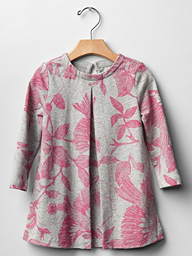Gap Baby Garden Pleat Dress Size 5 Yrs front-839190