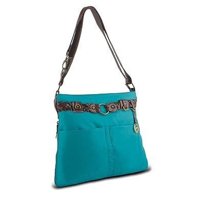 Travelon Shoulder Bag Braided Detail 77