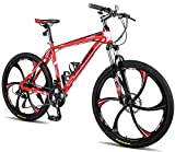 "Merax® Finiss 26"" Aluminum 21 Speed Mg Alloy Wheel Mountain Bike"