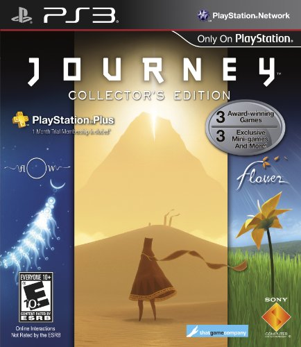 Journey on PS3