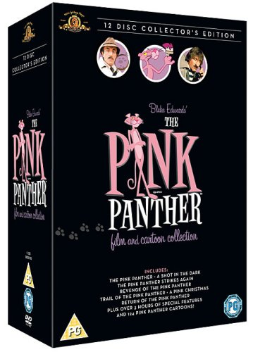 Classic Pink Panther Collection [DVD]