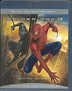 Spider-Man 3 [Blu-ray] (2007)