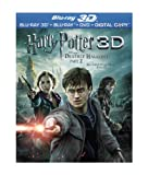 Harry Potter and the Deathly Hallows: Part 2 3D (BD 3D + Blu-ray + DVD + Digital Copy) (Bilingual)