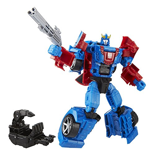 Transformers Generations Combiner Wars Deluxe Class Smokescreen (Archie Comic Character Costumes)