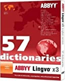 ABBYY Lingvo x3 - Traductor (Plurilingüe, 350 MB, 512 MB, Intel Pentium/Celeron/Xeon, AMD K6/Athlon/Duron 1GHz)