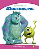Penguin Kids Disney: Level 2 Monsters Inc. (Penguin Kids (Graded Readers))