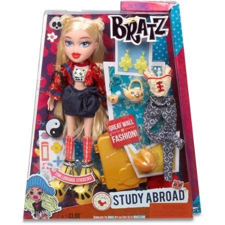 Fashion Dolls Bratz Study Abroad Doll