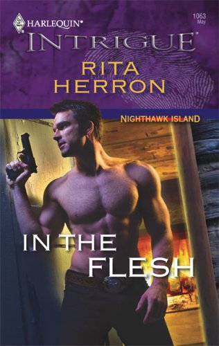 In The Flesh (Harlequin Intrigue Series), RITA HERRON