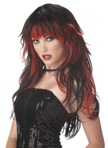 California Costumes Women's Tempting Tresses Wig