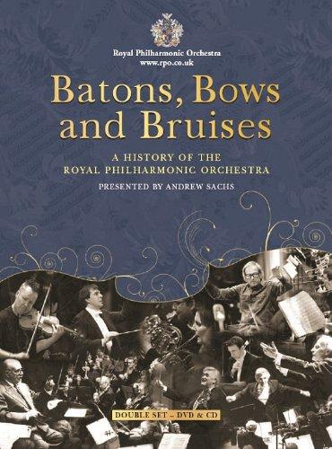 Batons; Bows And Bruises (A Dvd History Of The Rpo With Bonus Audio CD) [Edizione: Regno Unito]