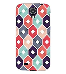 PrintDhaba Pattern D-5286 Back Case Cover for SAMSUNG GALAXY MEGA 6.3 (Multi-Coloured)