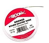 Boone 1 X 7 Nylon Coated Bronze Wire, 135-Pound