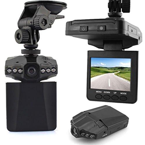 """1pcs New Camcorder LCD 270 dgree 2.5"""" HD Car LED DVR Road Dash Video Camera Recorder car detector camera car"""