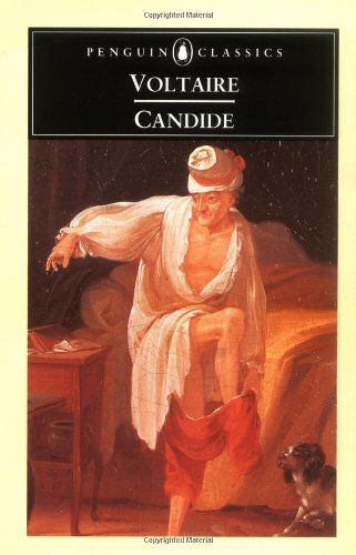 Candide: Or Optimism (Penguin Classics)