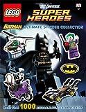 Ultimate Sticker Collection: LEGO Batman (LEGO DC Universe Super Heroes) (Ultimate Sticker Collections)