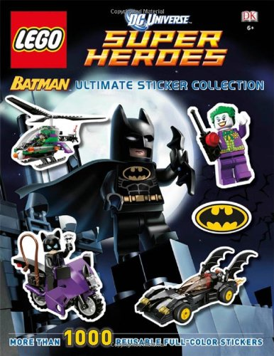 Batman Lego Books