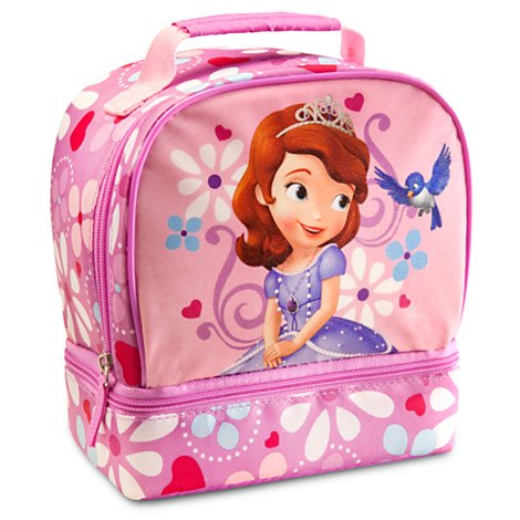 Lunch Boxes For Girls Disney Sofia The First Lunch Tote Box