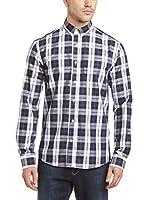 SELECTED HOMME Camisa Hombre Shdone-jaxcheck Shirt Ls Noos (Multicolor)