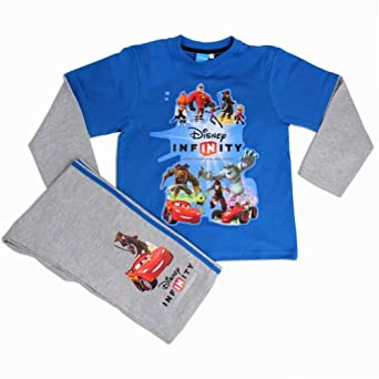 Dinsey Infinity Pyjamas | Disney Infinity PJs | Age 11 to 12 Years