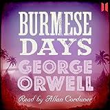 Burmese Days (audio edition)